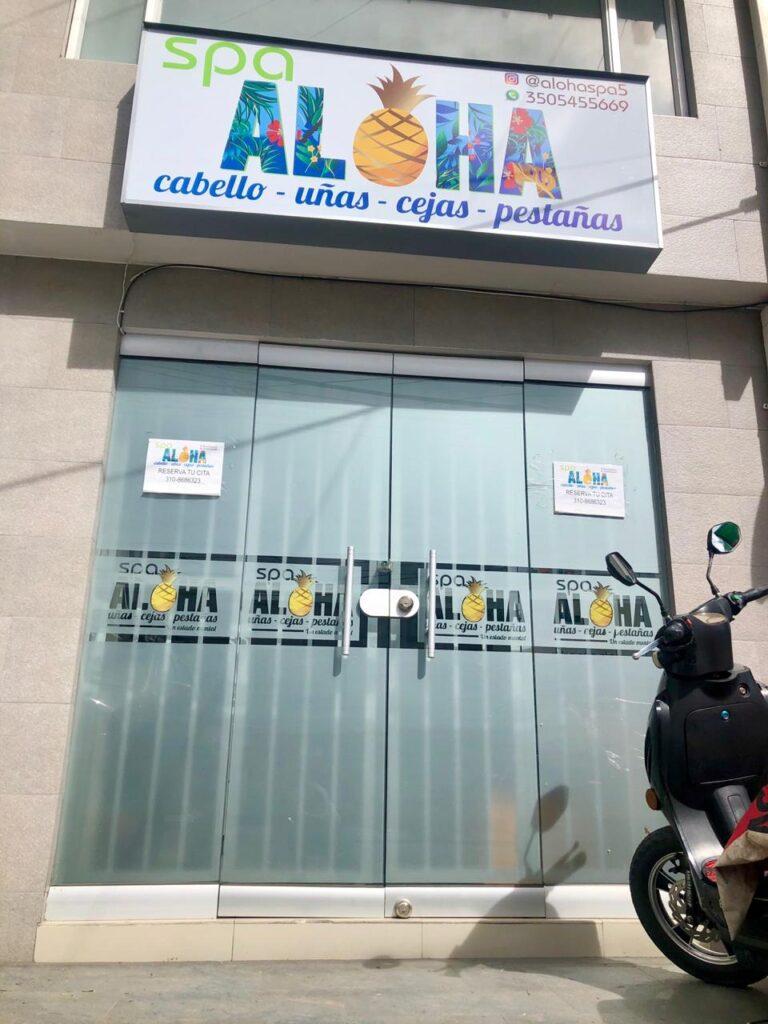 Se vende Peluqueria y Spa de uñas, cejas y pestañas